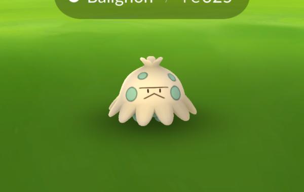 Pokémon Go - Balignon - Pc 325