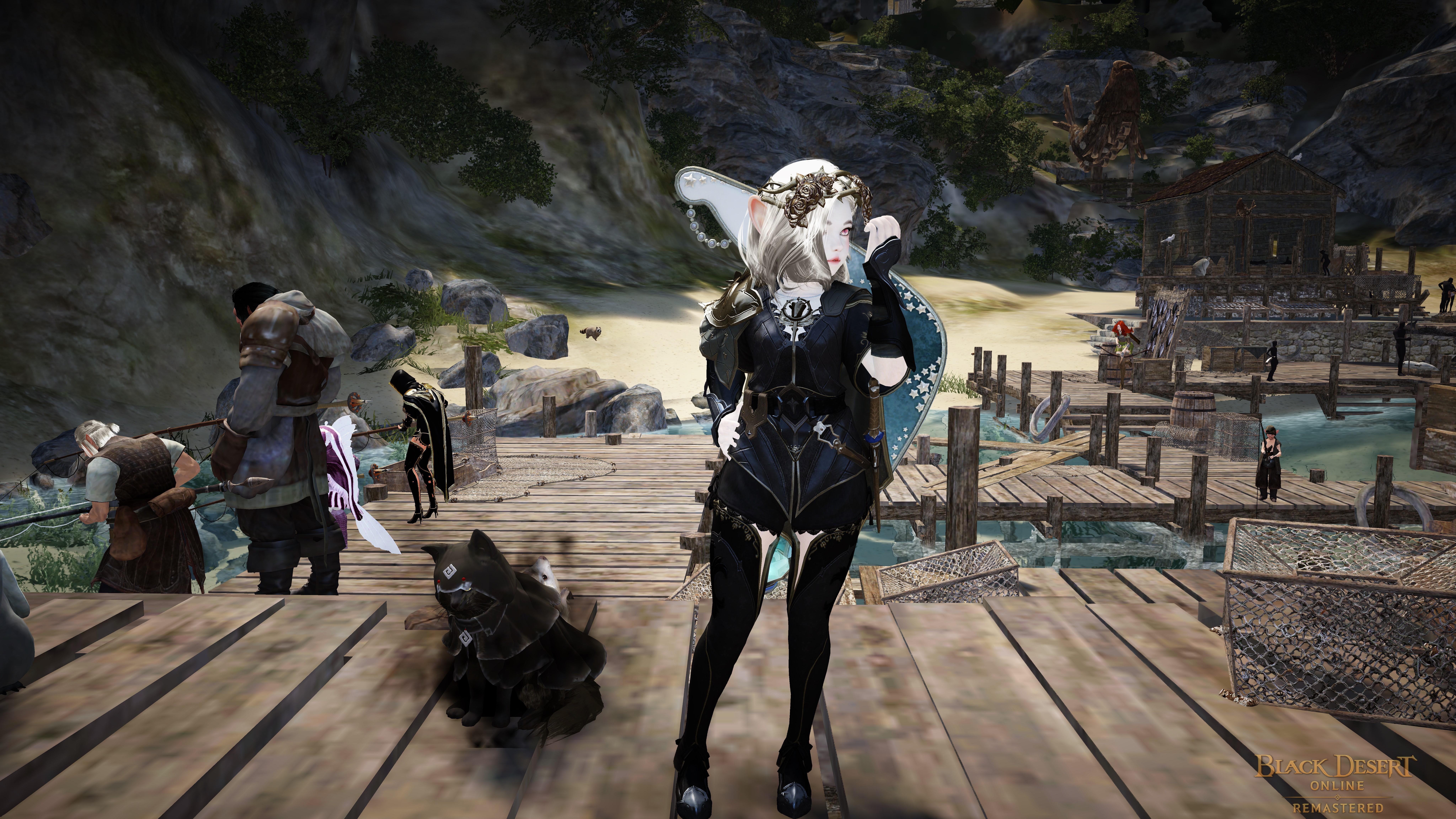 Black Desert Online - Shai Costume Vediras 2