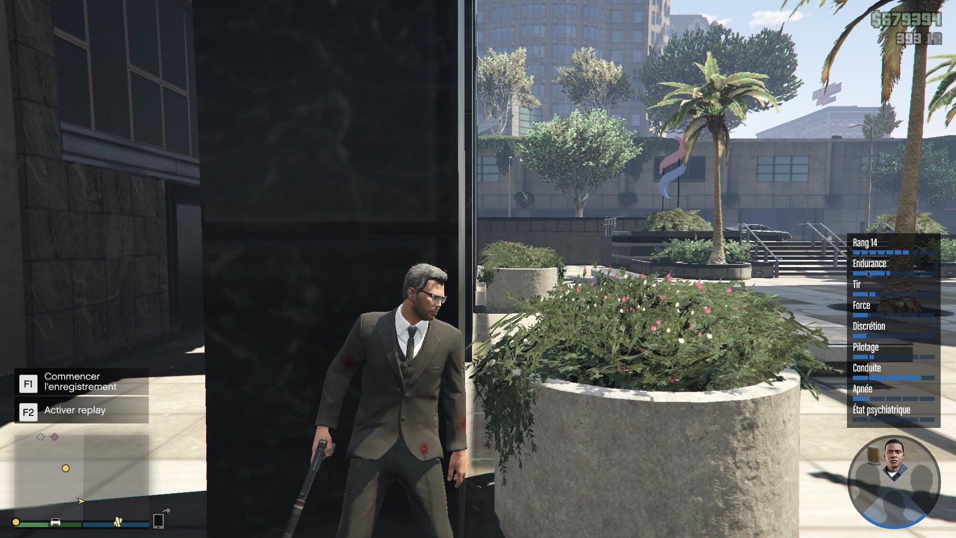 Grand Theft Auto V - En Mission