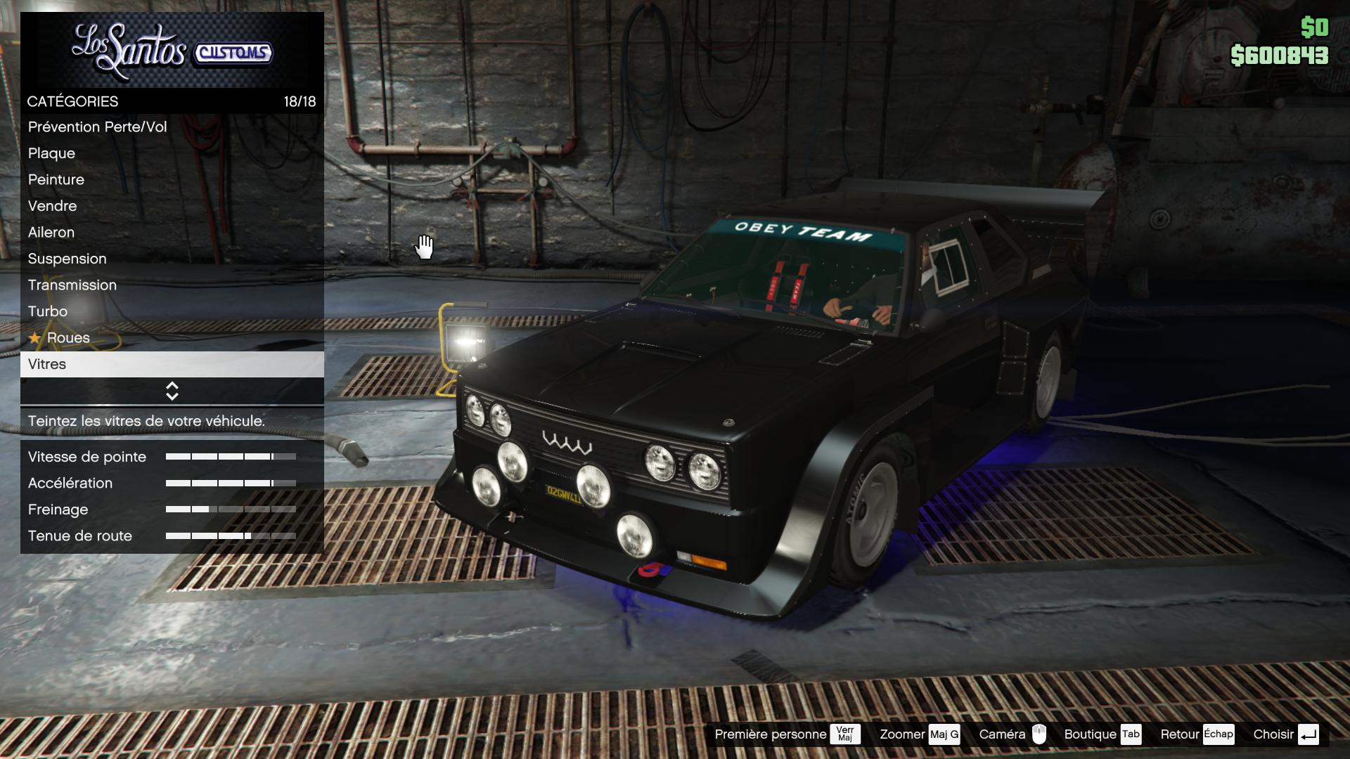 Grand Theft Auto V - Sa Tuning