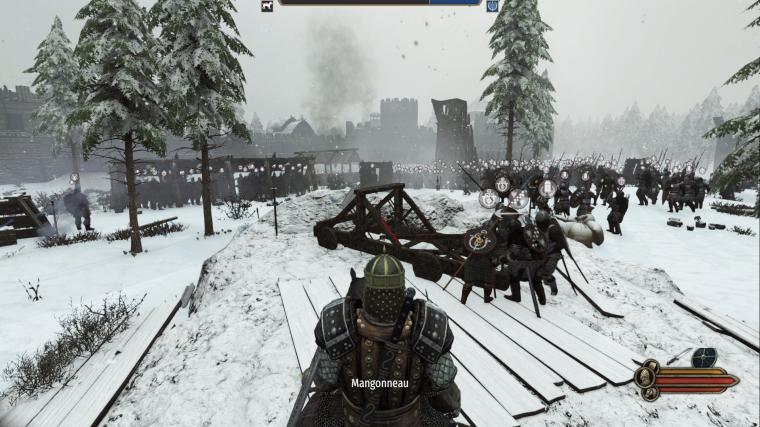 Mount & Blade II Bannerlord - A L'assaut Du Château