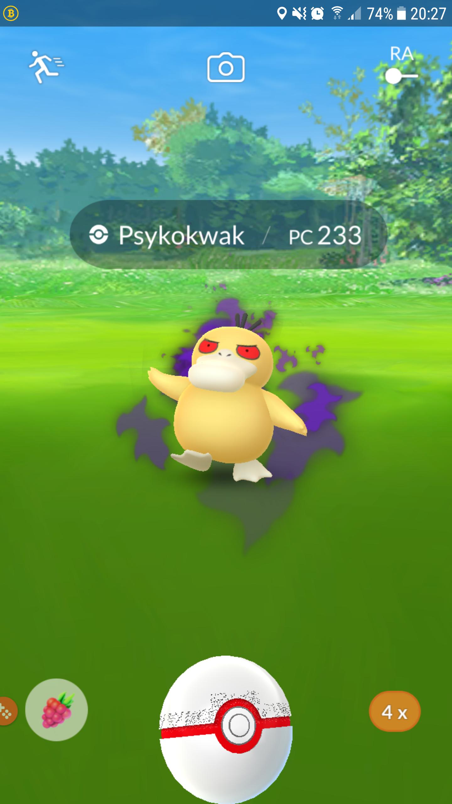 Pokémon Go - Psykokwak - Pc 233
