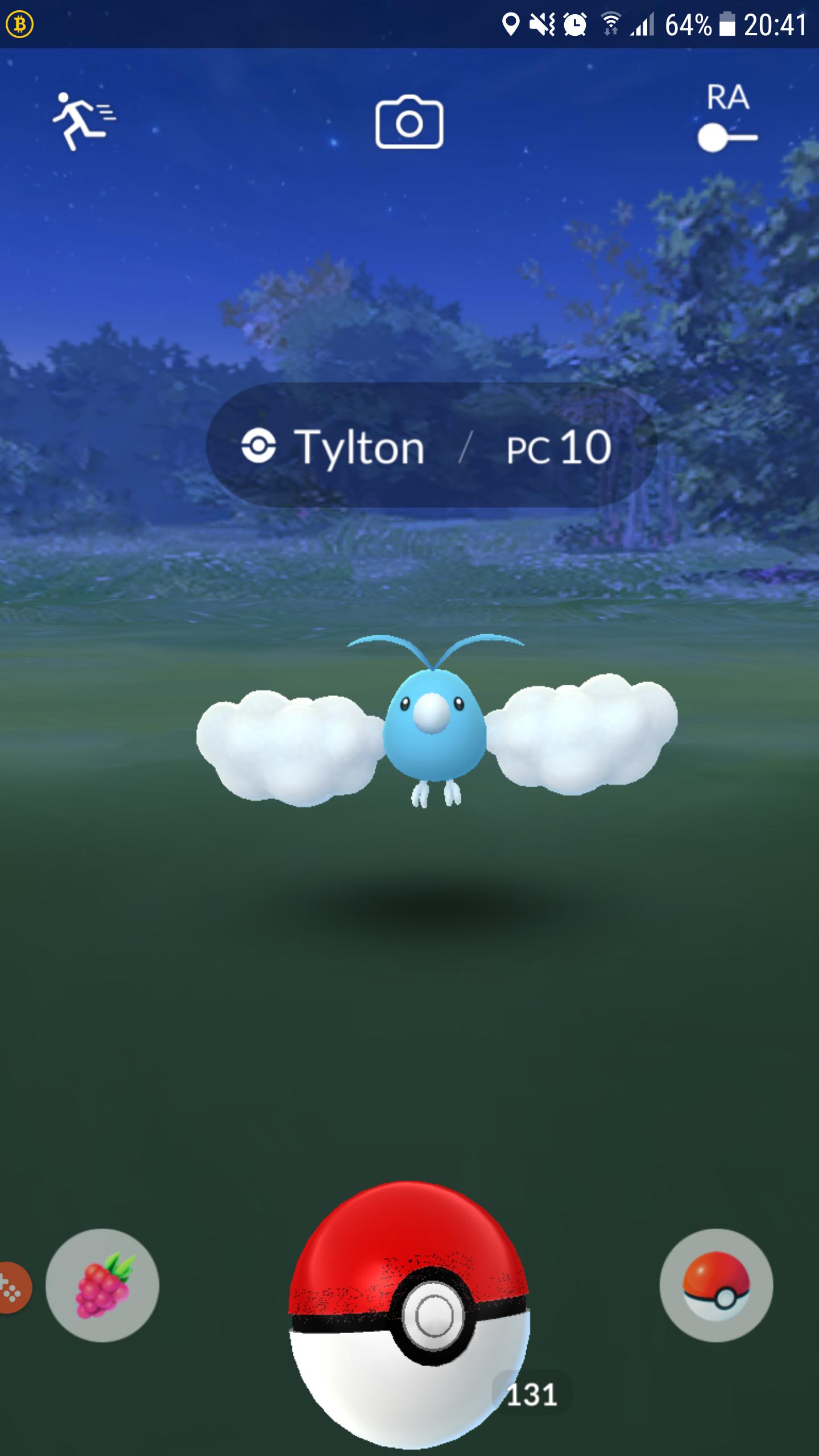 Pokémon Go - Tylton - Pc 10
