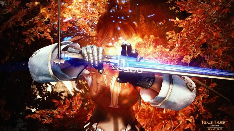 Black Desert Online - Concentre toi afin de rassembler toute l'énergie dans ton épée magique !