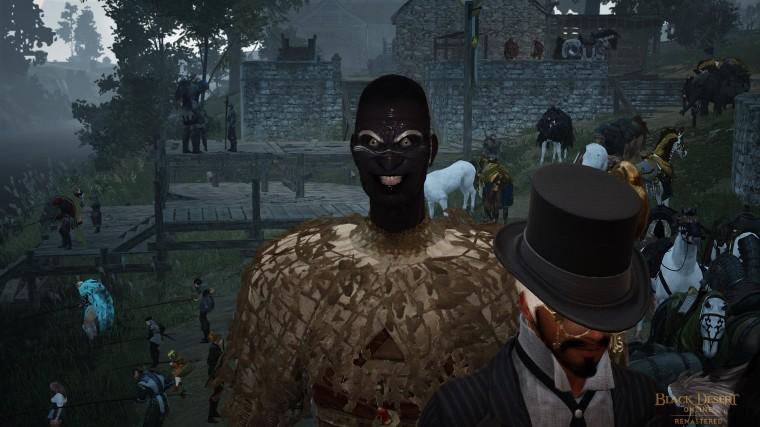 Black Desert Online - WTF Le Personnage